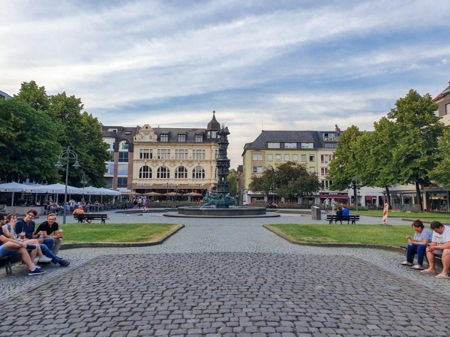 Koblenz, Valea Rinului, Germania