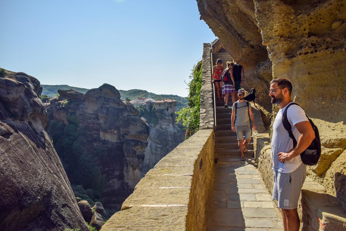 Manastirea Marele Meteoron, Meteora, Grecia
