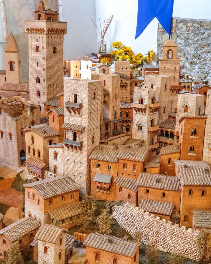 San Gimignano 1300