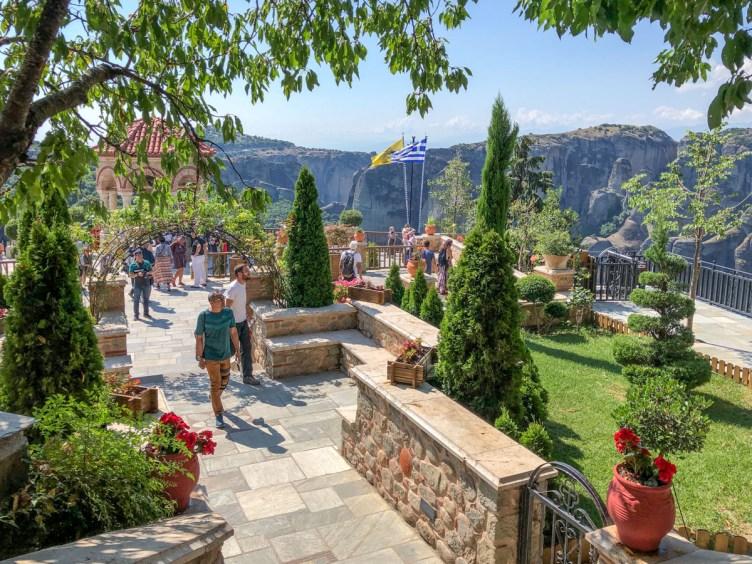 Manastirea Varlaam, Meteora, Grecia