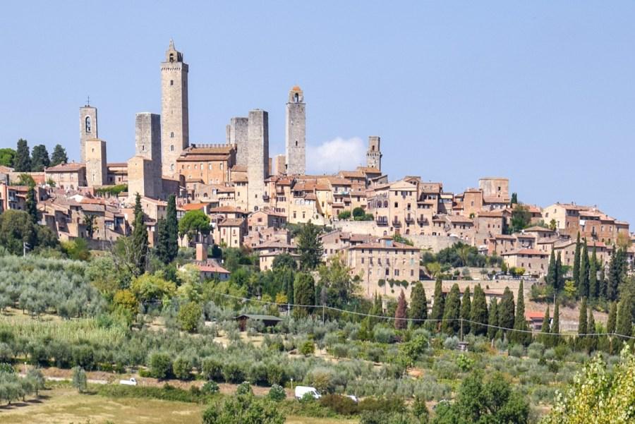 Cele mai instagramabile locuri din Toscana - San Gimignano