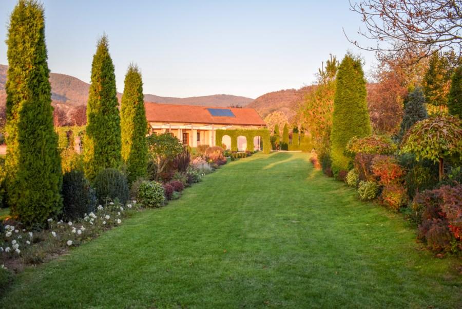 I Giardini di Zoe - Villa Vinci: un colțișor de rai italienesc în România