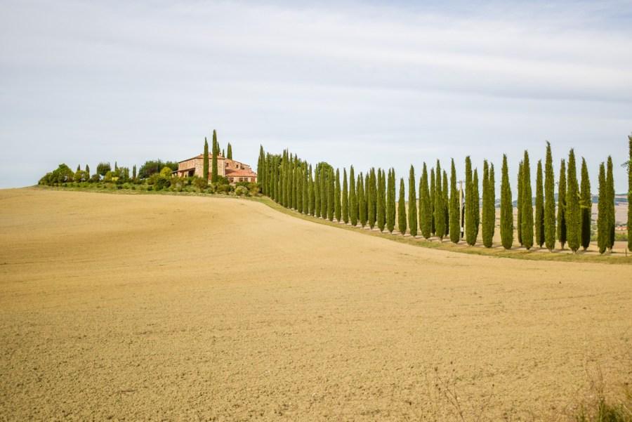 Poggio Covili, Toscana