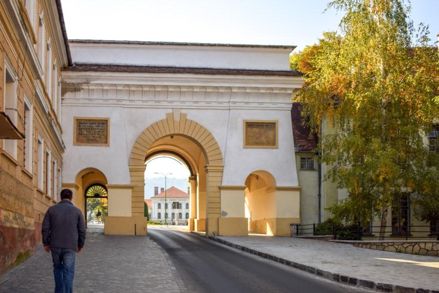 Brașov - Poarta Șchei