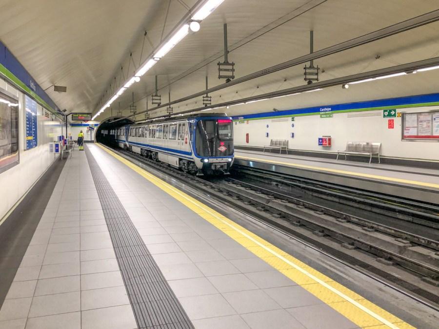 Transport în Madrid