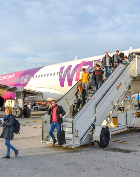 Wizz Air - Wizz Discount Club