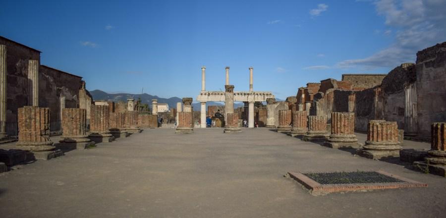 Pompeii, Coasta Amalfi