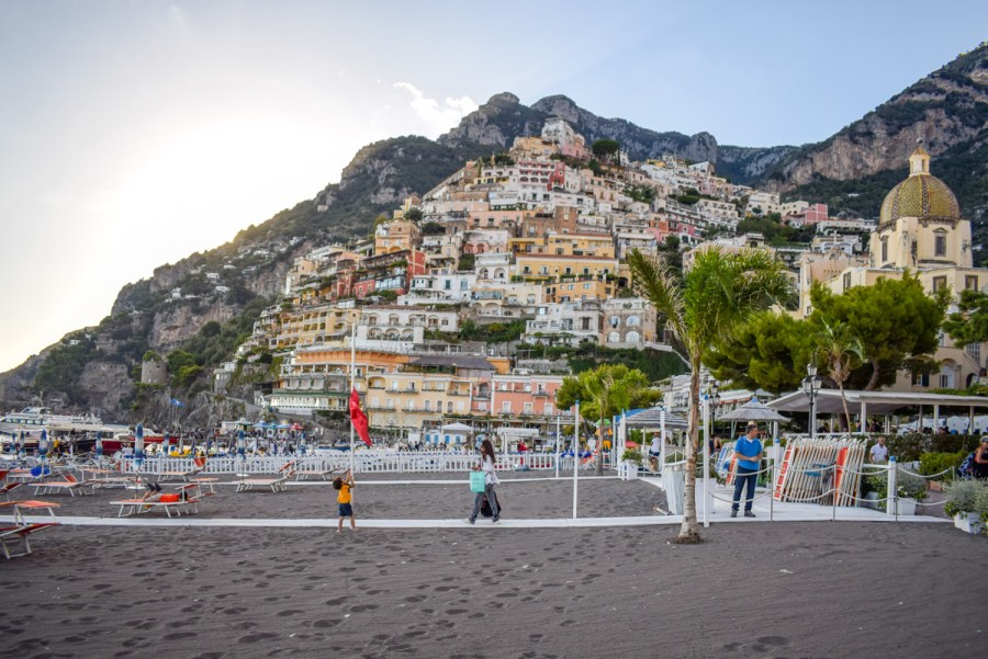 Obiective pe Coasta Amalfi - Positano