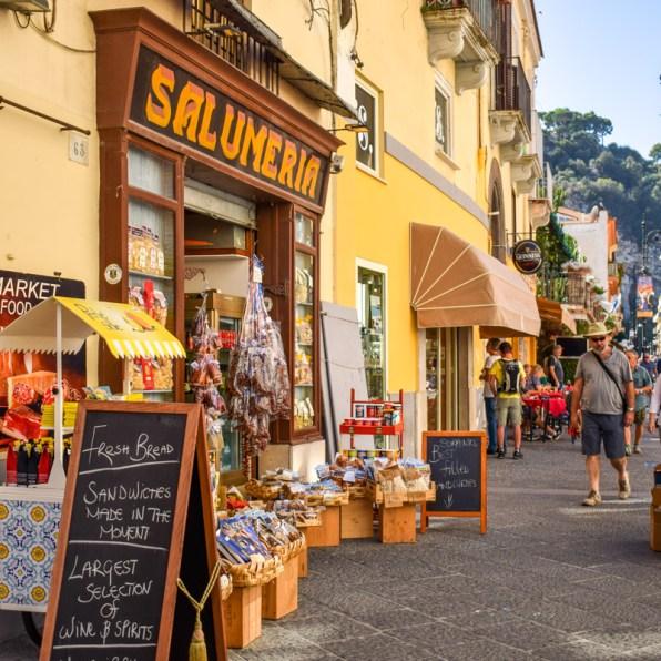 Corso Italia, Sorrento