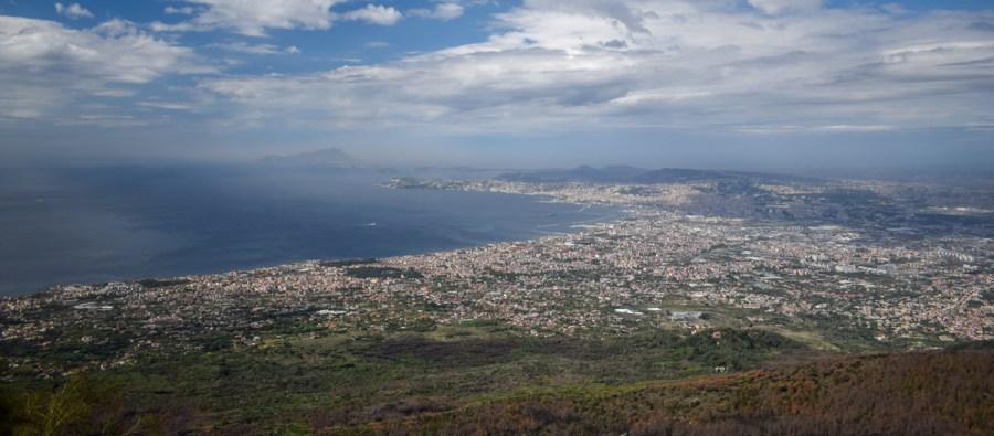 Vezuviu, Coasta Amalfi