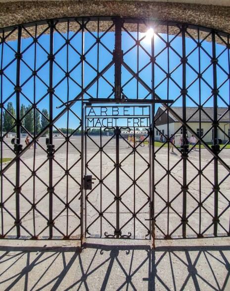 Lagărul de concentrare de la Dachau
