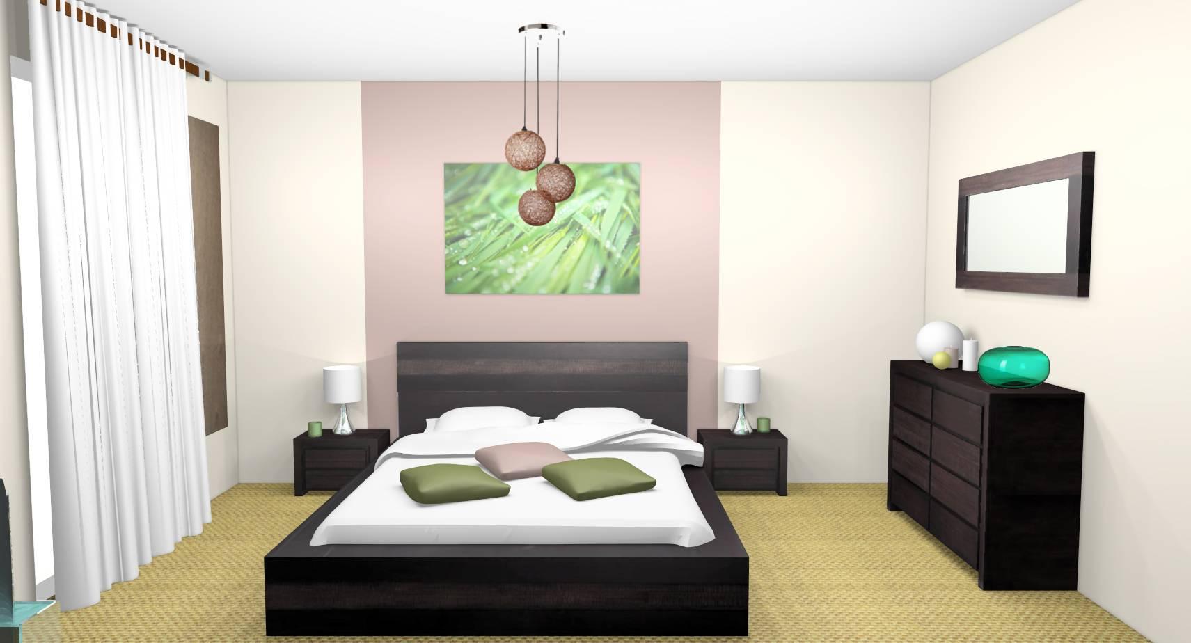 Décoration Chambre Adulte Zen · Papier ...