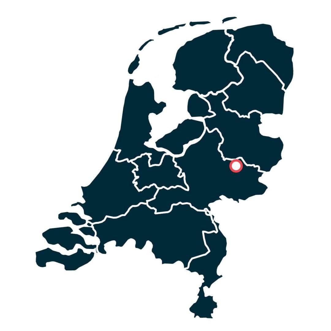 Locatie waar Oranje boven - Nederlandse oranje wijn - wordt gemaakt