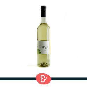 1 Coulisse wit - Wijngoed Gelders Laren - Nederlandse Wijn - Design & Wijn Amsterdam