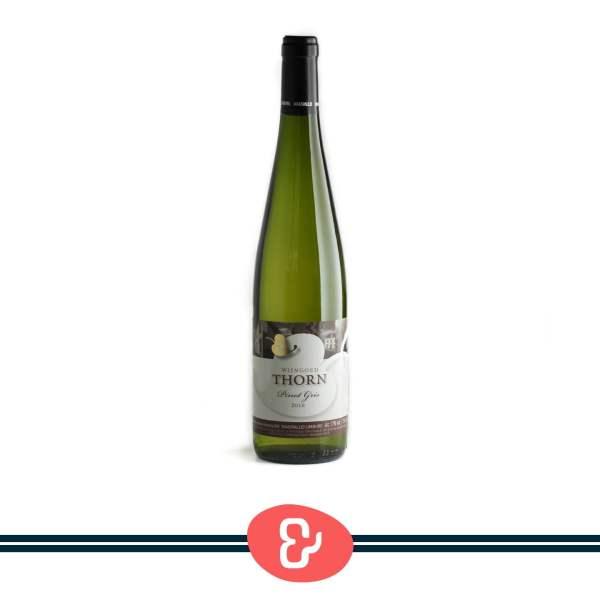 1 Pinot Gris - Wijngoed Thorn - Nederlandse Wijn - Design & Wijn Amsterdam