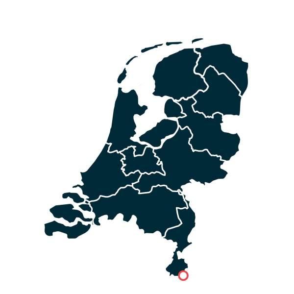 Domein Holset - Landkaarten Nederlandse Wijn Oorsprong - Design & Wijn