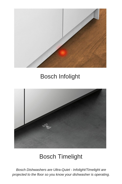 Bosch Silence Plus 48 Dba : bosch, silence, Bosch, Dishwasher, Review:, Series, Dishwashers