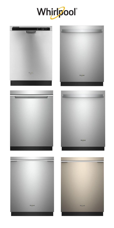Best Dishwasher 2019 : dishwasher, Bosch, Whirlpool, Dishwashers, (2020):, Stack