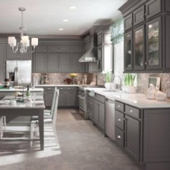 Kitchen Cabinets Lexington Ky Stone Sinks Shades Of Gray - Designer Online