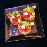 Petit Mix Fruits Tartlets