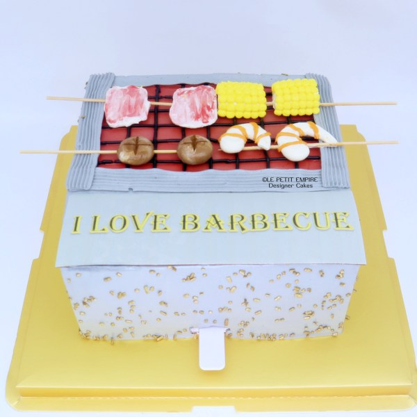 Barbeque Lover Cake