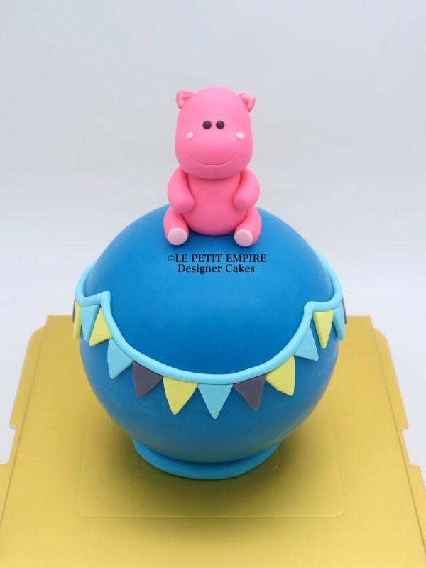 Piñata: Hippo Party Surprise Ball