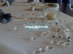 crystal table decorations