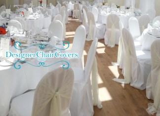 lace sashes wedding