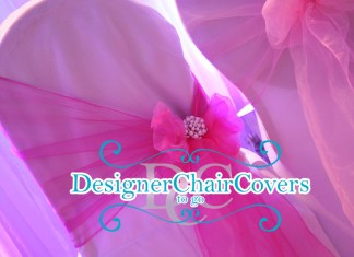 bright pink sash