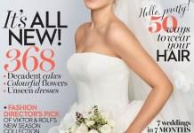 brides magazine 2016