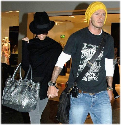 David Beckham - Stylish Male
