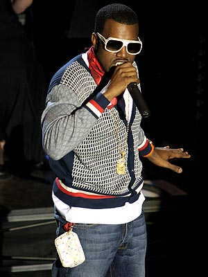 Kanye West - Stylish Male