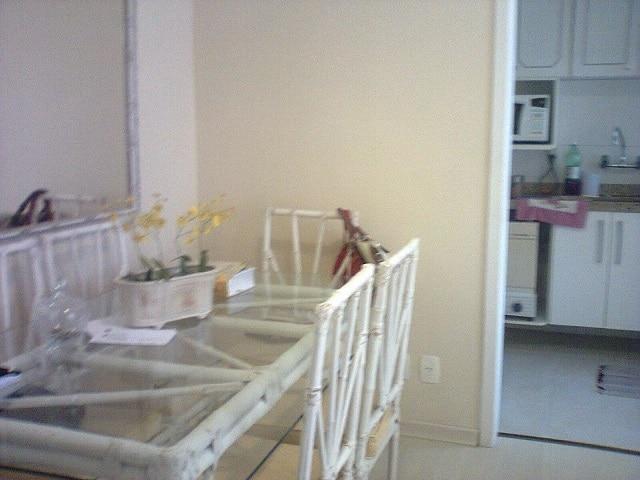 Foto: Antes do projeto de decoração.