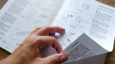 main plan électrique symbole