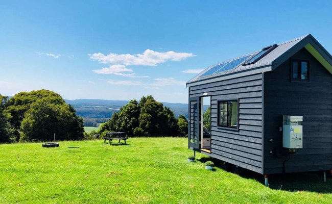 Tiny Homes For Rent Australia Designer Eco Tiny Homes