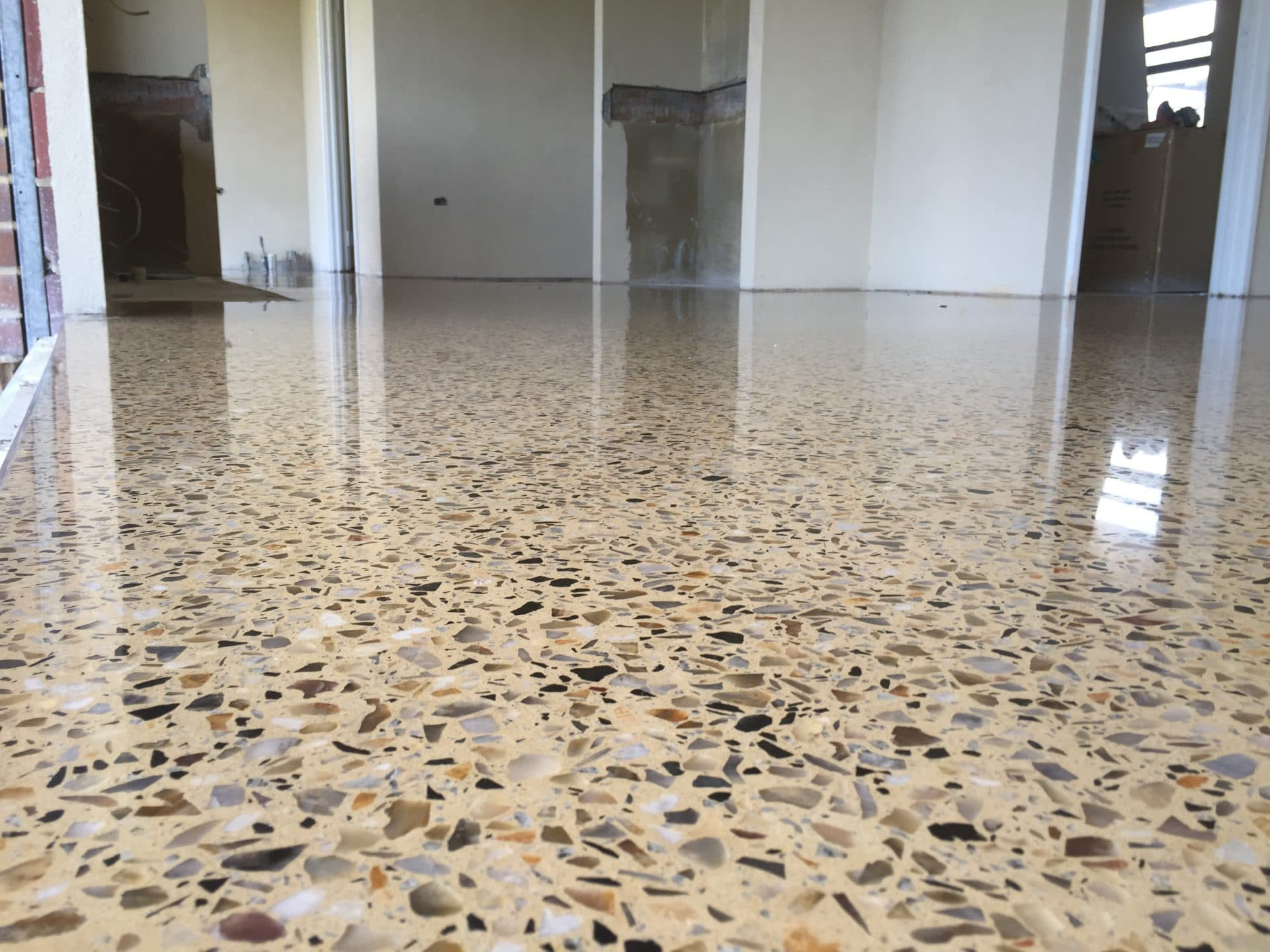 Five Benefits Of Building A Home With Polished Concrete