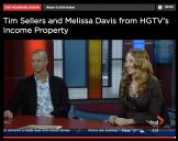 Melissa Davis Tim Sellers Global TV