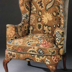 Queen Anne Wing Chair Horse Rocking English Neo-palladian And Georgian Furniture | Designergirlee