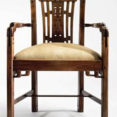 Arts And Crafts Style Chair Basket Weave Dining Chairs Shingle American Designergirlee Symbols