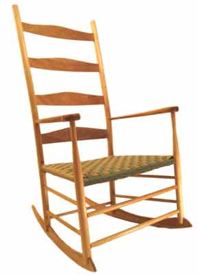 free rocking chair plans revolving cover download plan dwg basic woodworking joints