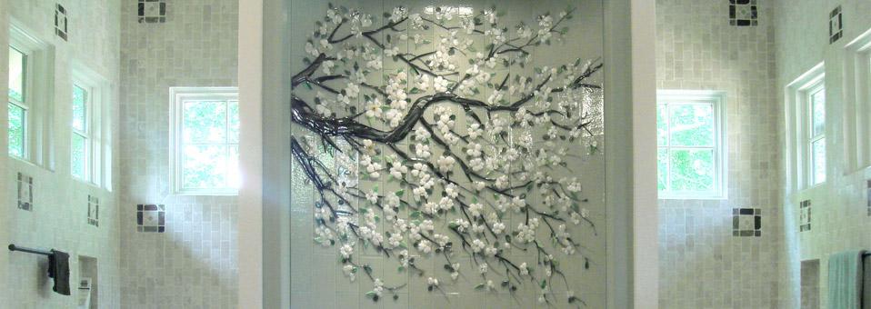 Designer Glass Mosaics  Saundrahsnyderaolcom