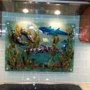 Fused Glass Murals – Pacific Coast Underwater Scenes