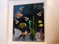 Nautical Glass Transom Windows | Designer Glass Mosaics