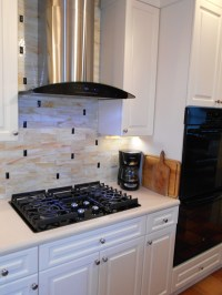 Stained Glass Tile Backsplash | Designer Glass Mosaics