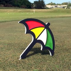 Portable Chairs For Golf Tournaments Patio Chair Strap Replacement Canada Custom Tee Markers | By Designer Products