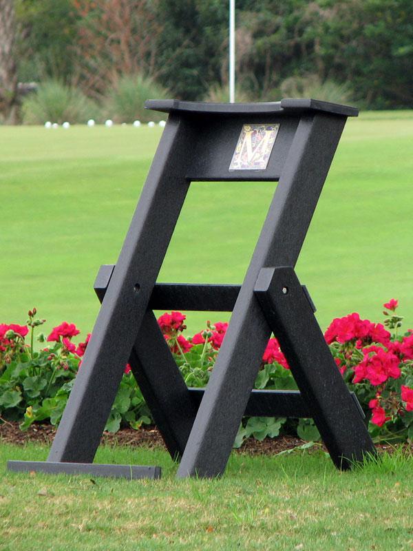 Golf Bag Stands  Driving Range Bag Stands  Racks