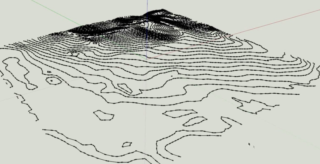 How To Create Sketchup Topography