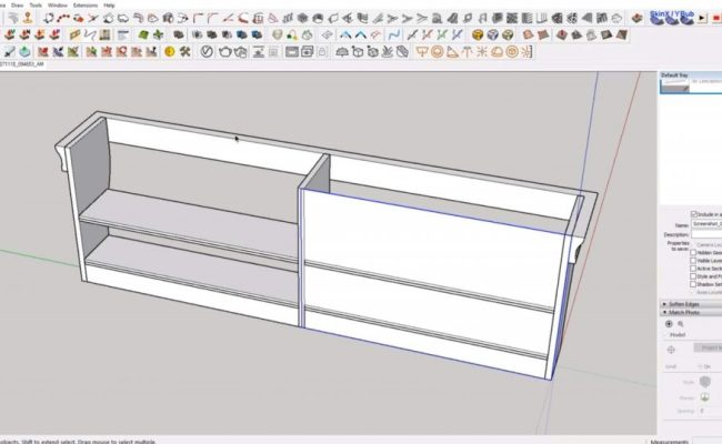 How To Model Ikea Furniture In Sketchup