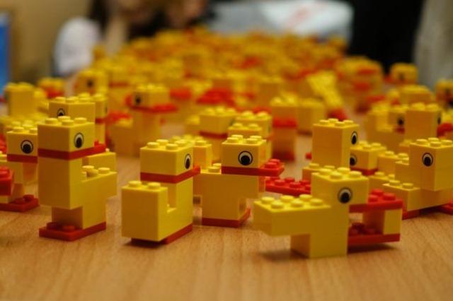 用手想的「樂高認真玩」工作坊 (Lego serious play workshop)-Day 1