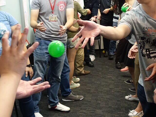 【敏捷遊戲】Agile Ball Point Game - 從拋球遊戲中體會敏捷精神
